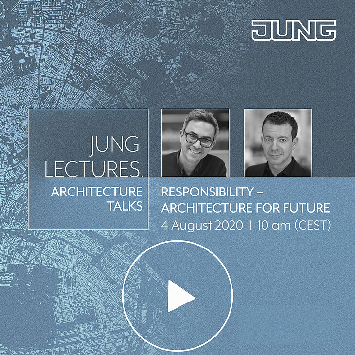 Mario Reale spoke about the topic RESPONSIBILITY – ARCHITECTURE FOR FUTURE at Jung Lectures. You can watch the lecture online.